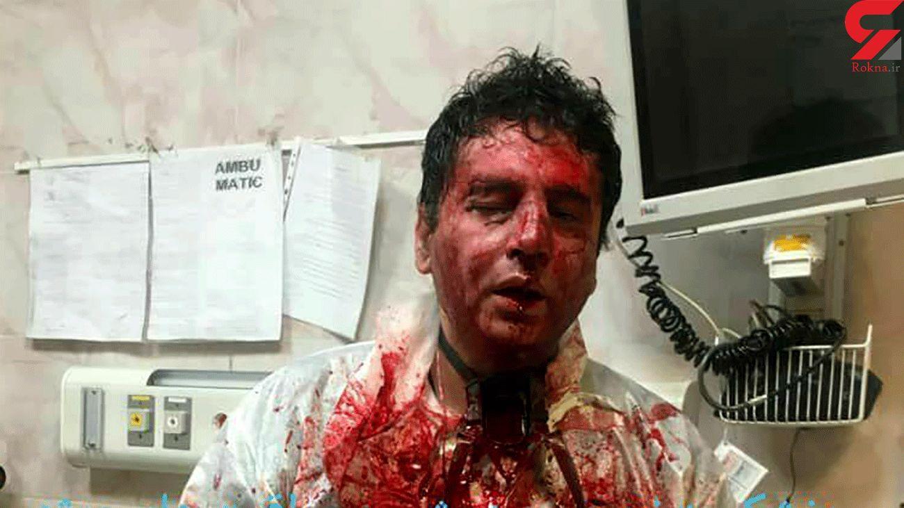 جزئیات کامل حمله 7 مرد خشمگین برای قتل متخصص بیهوشی بیمارستان پیرانشهر