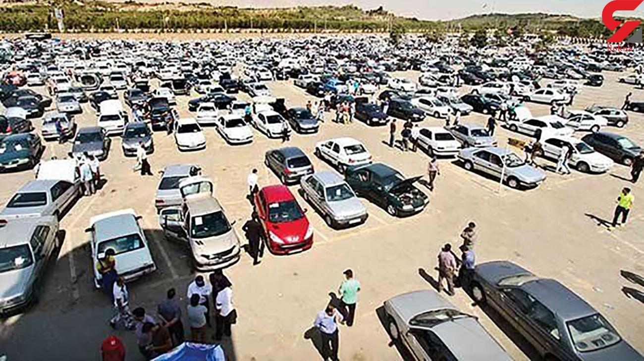 بازار خودرو در روزهای اوج قیمت دلار چه وضعی دارد؟