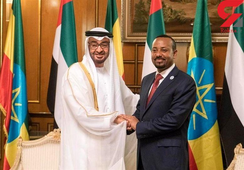 جای پای امارات در قاره سیاه این بار در پوشش خط لوله نفت