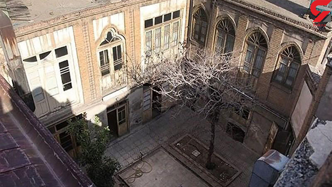 خانه پدری جلال آل احمد پاتوق معتادان متجاهر است