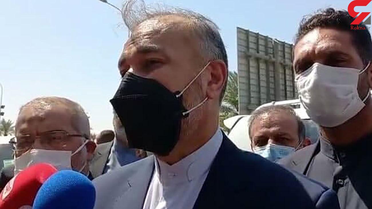 وزارت خارجه پیگیر حقوقی و بینالمللی ترور فرماندهان شهید خواهد بود