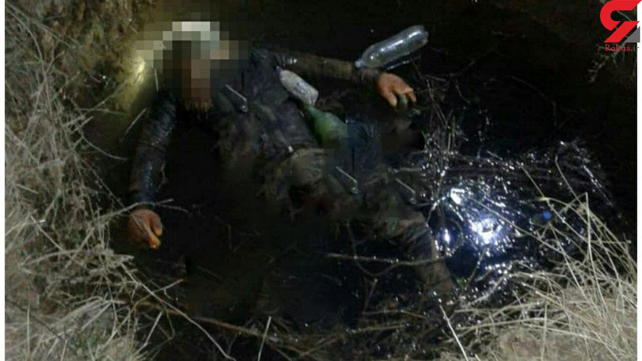 سرنوشت جنازه در عمق گودال بیابان ساوه