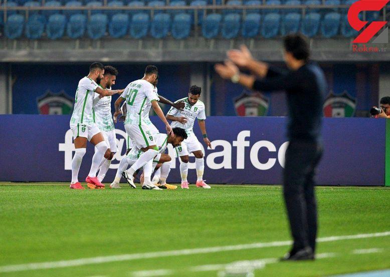 نشست خبری فرهاد مجیدی برگزار نشد/ اعتراض آبیها نسبت به شرایط ورزشگاه جابر الاحمد کویت