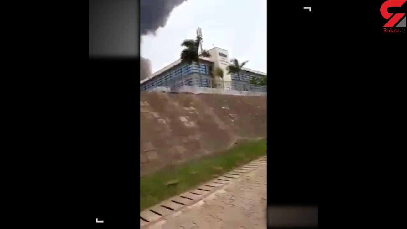 انفجار در گینه با 15 کشته و 500 زخمی + فیلم