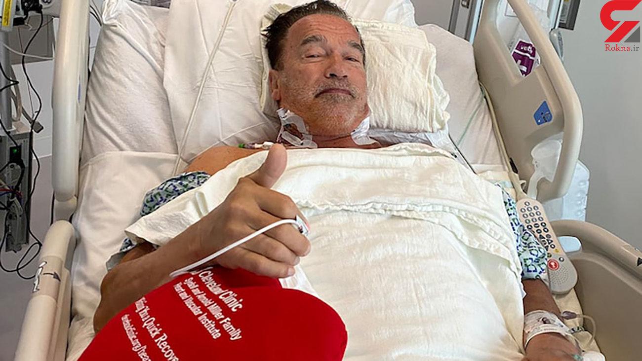 Arnold Schwarzenegger I Had Another Heart Surgery ... And I'm Already BACK!!!
