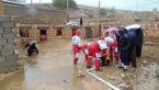 ادامه امدادرسانی در مناطق سیلزده سیستان و بلوچستان