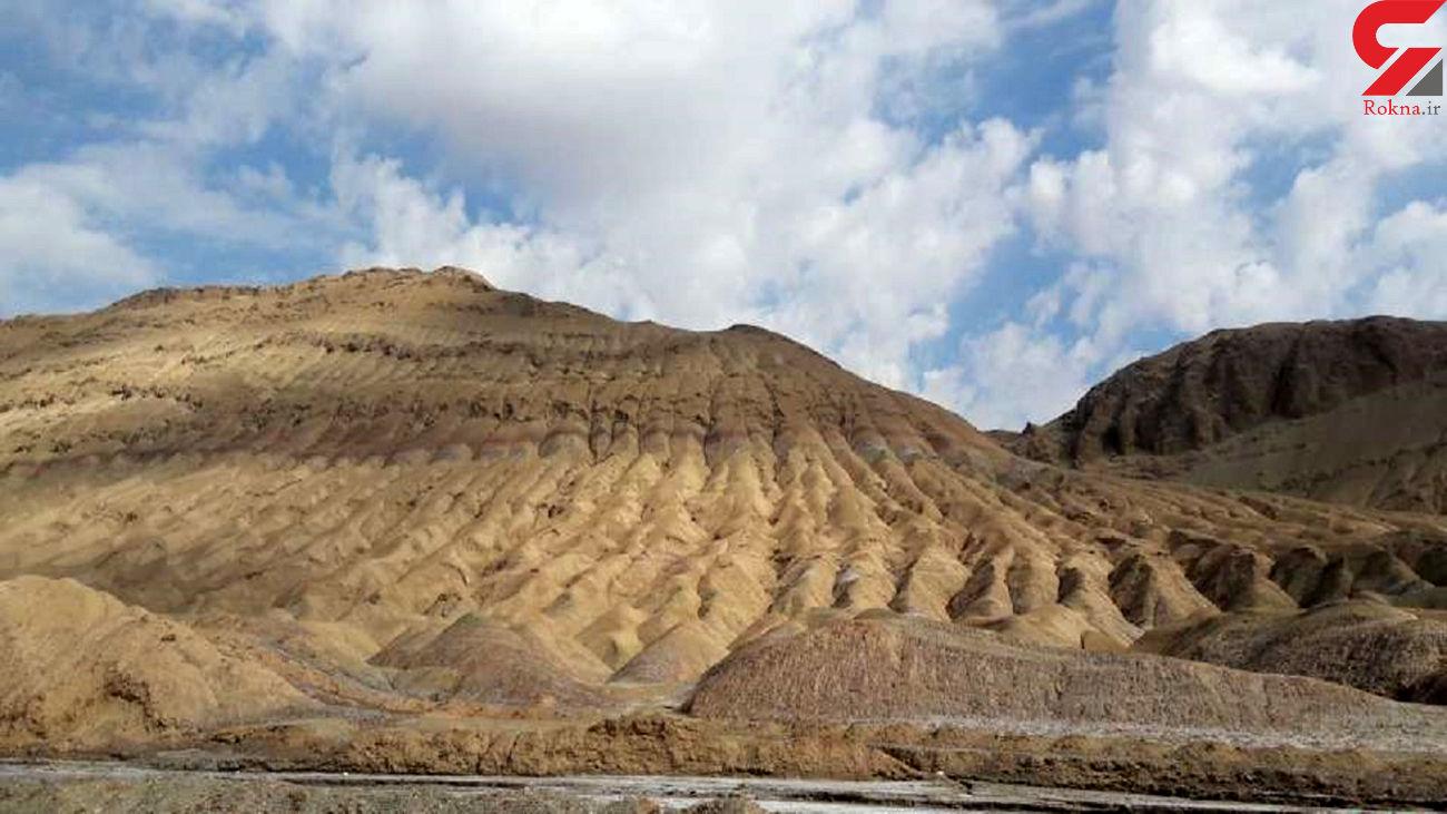 ۲ نفر در ارتفاعات بیابانک سرخه مفقود شدند
