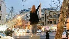 رسوایی جنجالی و جدید دختر خیابان انقلاب/ شاپرک شجریزاده وطن فروش کیست؟