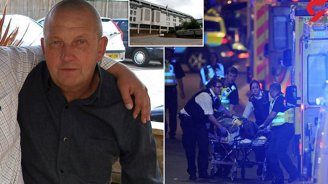 Hero of London Bridge terror attack run over and killed by car 'cutting corner'