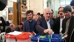 استاندار مازندران رای خود را به صندوق انداخت