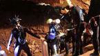 عملیات نجات نوجوانان محبوس در غاری در تایلند آغاز شد+ عکس