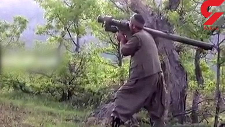 فیلم لحظه شلیک موشک و برخورد آن با هلی کوپتر امریکایی در افغانستان + عکس