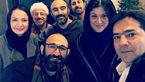 عکس یادگاری بازیگران سریال «پایتخت» در پیشتولید سری جدید این سریال +عکس