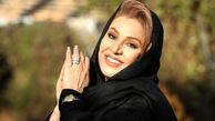 خانم بازیگر معروف در آغوش رفیق صمیمی اش