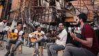 دانشگاه موصل با موسیقی و هنر آغاز به کار کرد / نغمه سازهای آزادی  در ویرانه های دانشگاه !