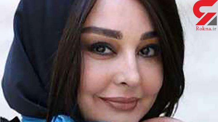 عکسی از ماهایا پطروسیان که سانسور شد!