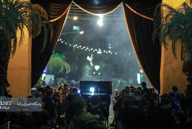 مراسم شام غریبان حسینی
