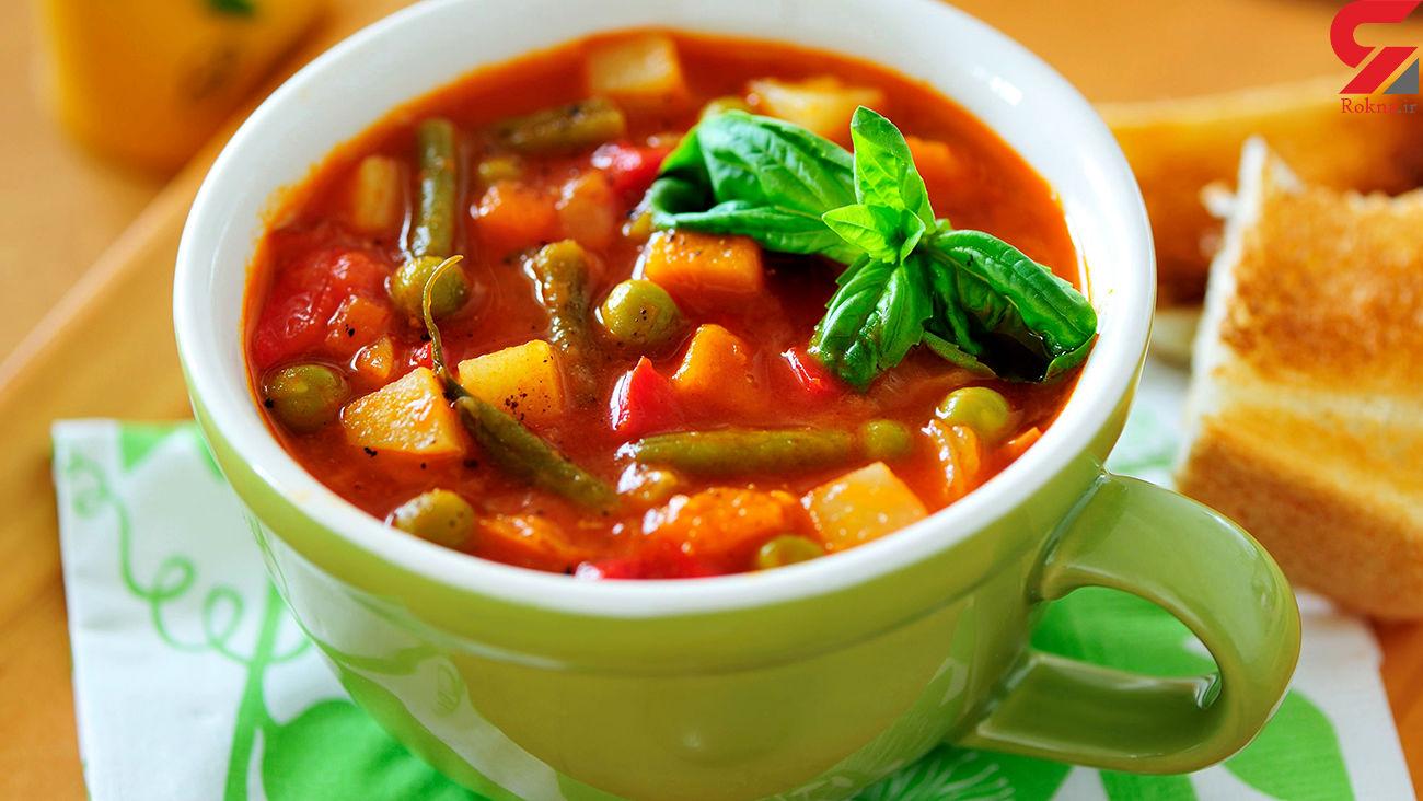 فهرست کامل خوراکی هایی که شما را گرم می کند