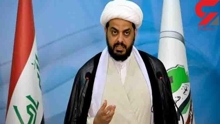 سردار شهید سلیمانی مچ مقام ارشد عراقی را گرفته بود / او جاسوس امریکا است