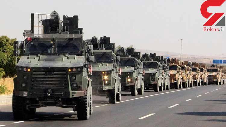 ترکیه ۱۱ روستای شمال سوریه را تصرف کرد