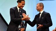 ستاره باشگاه لیورپول ۱۰۰ میلیون یورویی شد + عکس