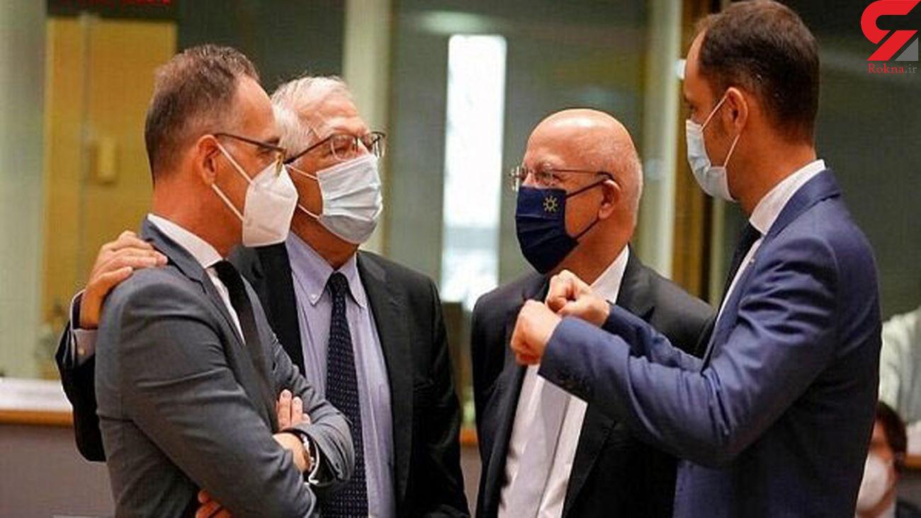 طرح 3 مرحله ای اروپا برای به تاخیر انداختن پیشرفت هسته ای ایران