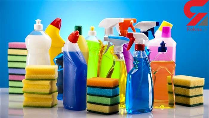 خطرناک ترین ترکیبات تمیز کننده را بشناسید