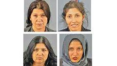 دزدی عجیب 4 زن که گفتنش هم سخت است+ عکس