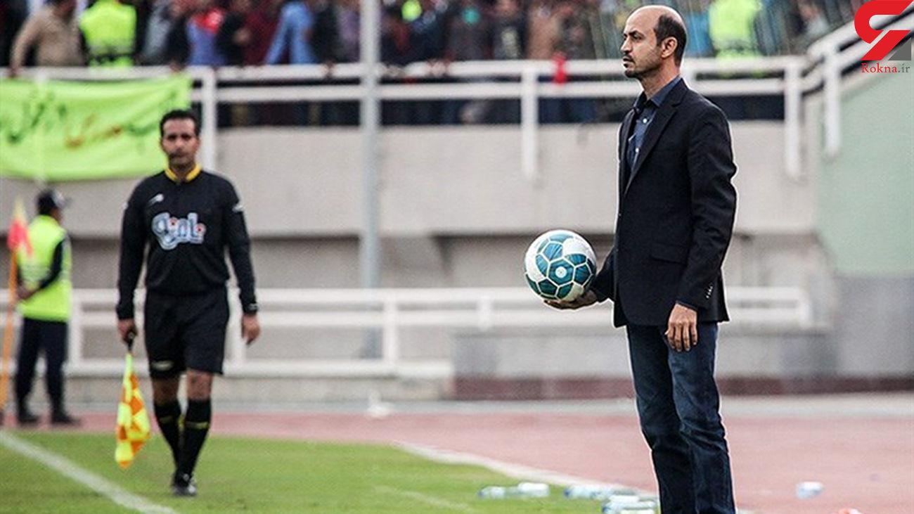 تسلیت فدراسیون فوتبال به سعداوی
