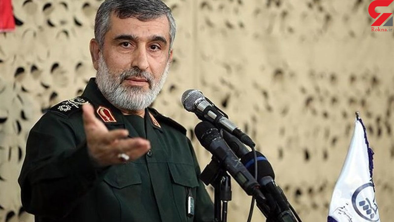 US after Disintegration of Iraq, IRGC General Warns