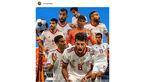 همدردی شاد و غمگین «سروش صحت» با تیم ملی
