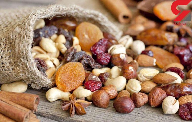 عمر طولانی با مصرف دانه های روغنی
