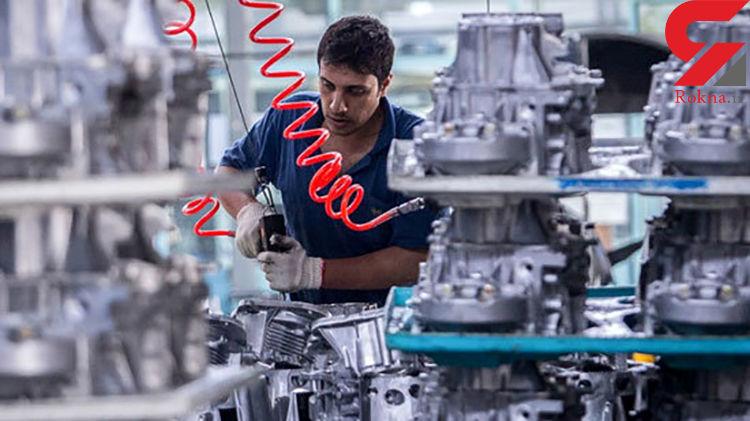۱۰۰ هزار خودروی ناقص در کارخانههای خودروسازی موجود است