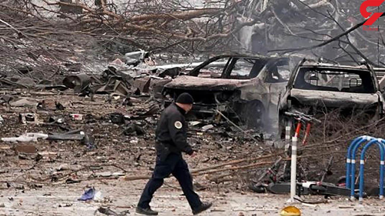 رسانههای آمریکایی: انفجار نشویل احتمالا با نیت خودکشی بود