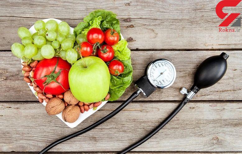 مهار فشار خون با خوردن خوراکی های مفید
