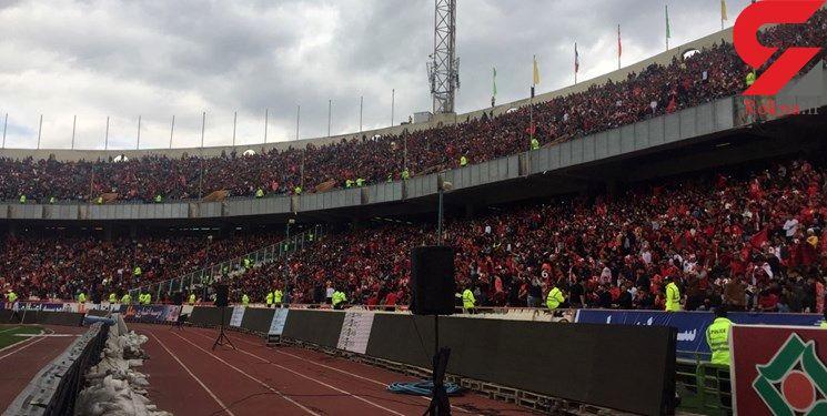 حرمت زن ایرانی در استادیوم ازادی باید حفظ شود