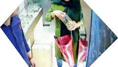 عطر فروش دوره گرد دختر 5 ساله مشهدی را ربود / هدی 32 ساعت در چنگ او بود! + عکس