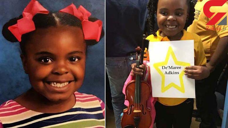 قتل بی رحمانه دختر 8 ساله/ ماشین مادر این دختربه گلوله بسته شد