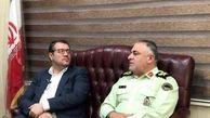 پرسنل نیروی انتظامی در حفظ امنیت خدوم و زحمت کش هستند
