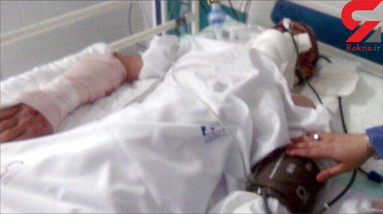 بتول 23 ساله و نازنین زهرا 18 ماهه در مشهد سلاخی شدند+ عکس قاتل و جزئیات
