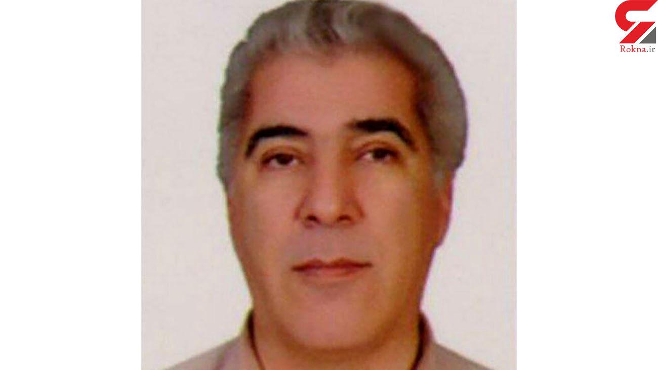 کرونا جان دکتر حمید رشیدی را هم در مازندران گرفت + عکس