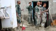 بازگشایی مدارس روستاهای سیل زده جاسک توسط نیروی دریایی سپاه+عکس
