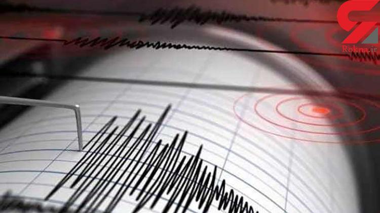 زلزلههای شهر نوکنده گلستان خسارت نداشت