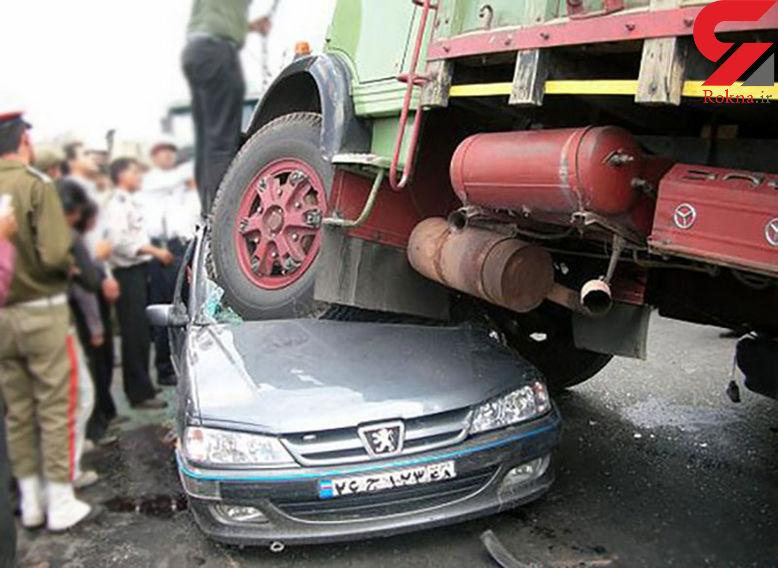 آمار تلخ از کشته شدگان سانحه رانندگی در سال جاری