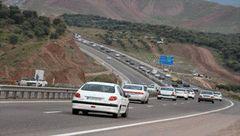 اعمال محدودیتهای ترافیکی پایان هفته در جادههای منتهی به شمال