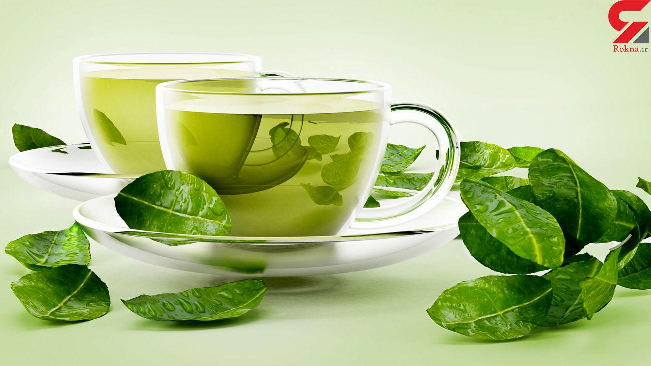 توصیه های طلایی در نوشیدن چای سبز