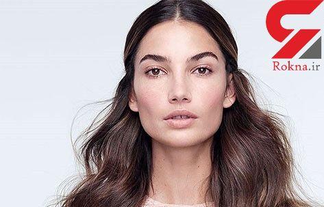 9 مدل موی ساده و شیک برای مو بلندها +تصاویر