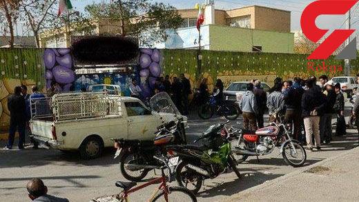 جزییات خودکشی یک دختر بخاطر پلیدی مرد اصفهانی در مدرسه ! / او می گفت نجس هستید !
