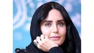 تبریک الناز شاکردوست به برد کیمیا علیزاده برابر ایران  + استوری احساسی