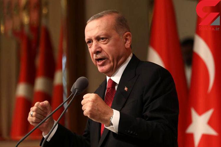 اردوغان خطاب به مردم ترکیه: در خانه بمانید